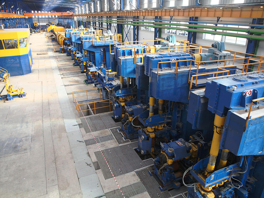 Rebar and Wire-Rod Hot Rolling Mills Solutions Portfolio