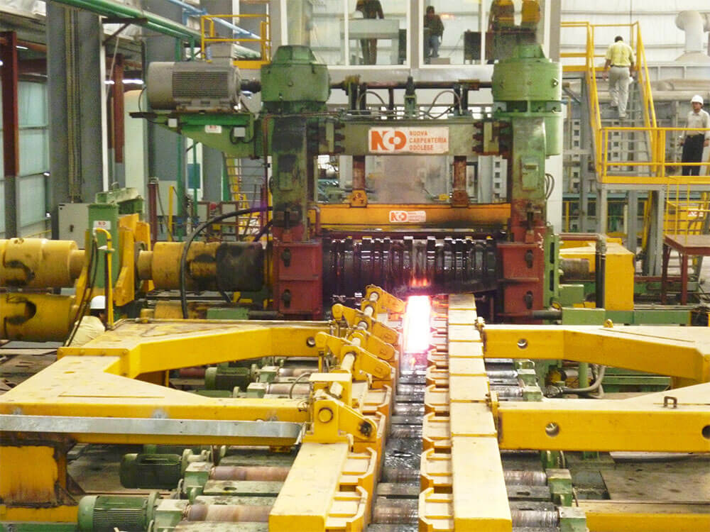 Steel section rolling mills engineering machines manufacturer