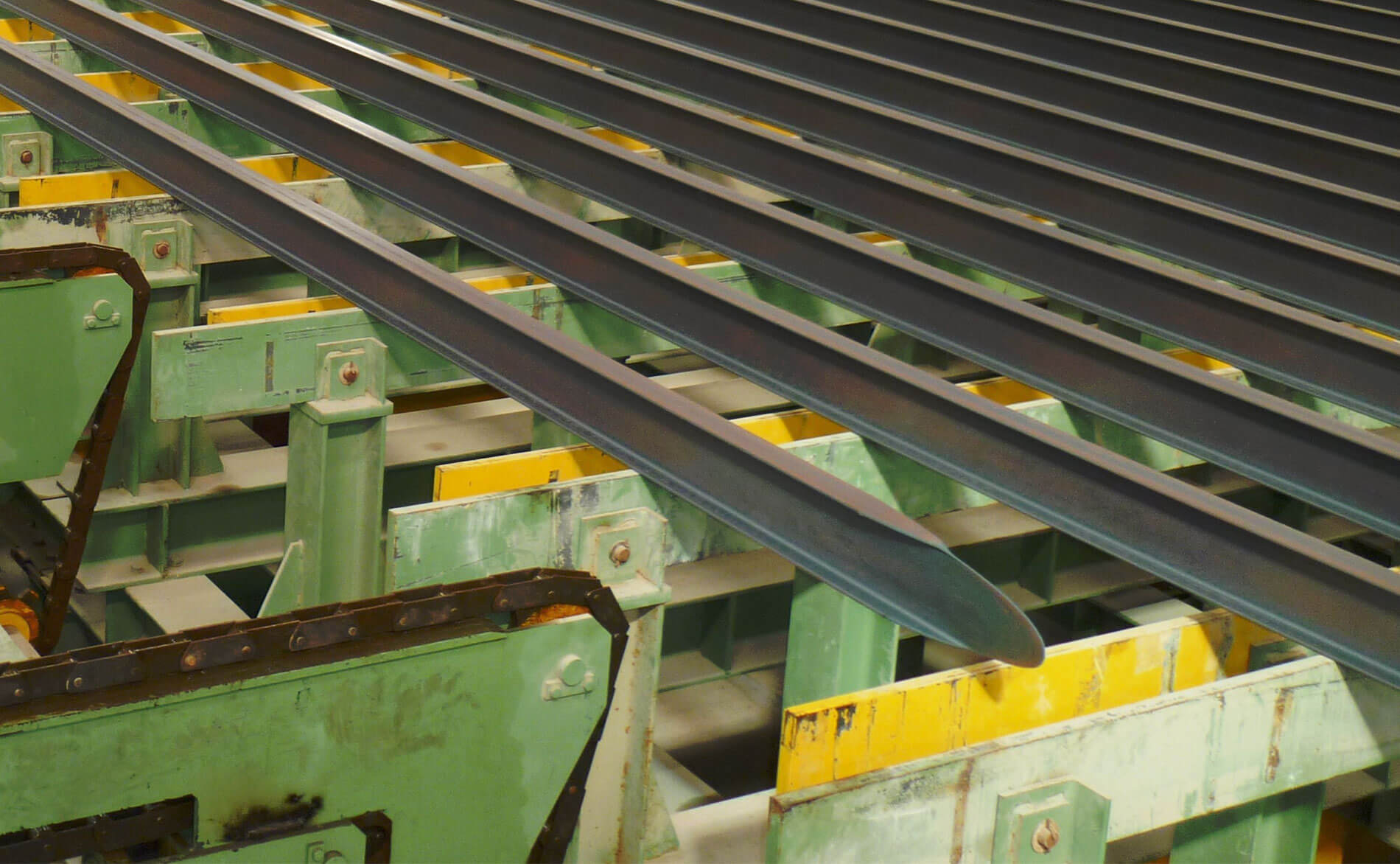 steel section hot rolling mill equipment