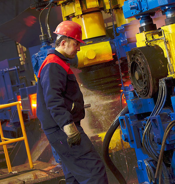 hot rolling mill maintenance engineering spare parts